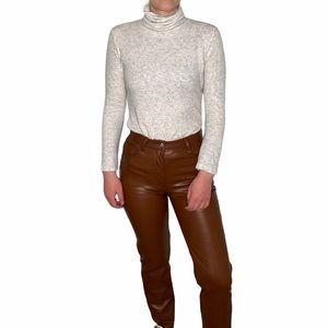 Rachel Pally Rib Shae Sweater Turtleneck